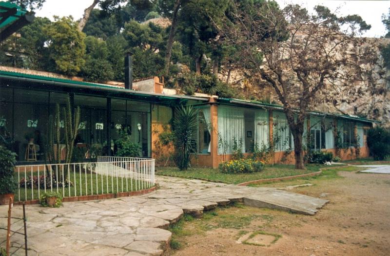 el jardí residència geriàtrica putxet